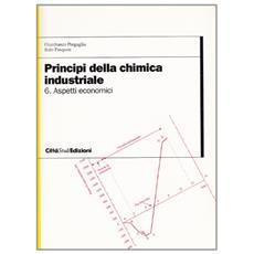 Principi della chimica industriale. Vol. 6: Aspetti economici. Principi della chimica industriale