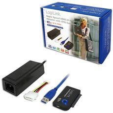 AU0009, USB 3.0, SATA II, Maschio / maschio, Multicolore, 5/12
