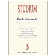 (2016) . Vol. 3: Gender, figli, desideri. (2016)