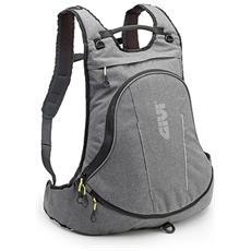Zaino Estensibile Easy Bag Urban 24 Lt Grigio