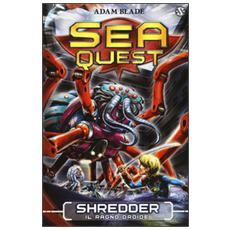 Shredder. Il ragno droide. Sea Quest. Vol. 5