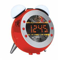 UR140RO, Orologio, FM, LCD, 14 cm, 9,6 cm, 9,6 cm