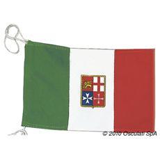 Bandiera Italia Marina Mercantile 70 x 100 cm