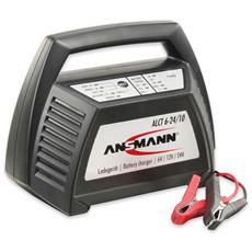 Caricabatterie / mantenitore automatico per batterie al piombo ALCT 6-24 / 10