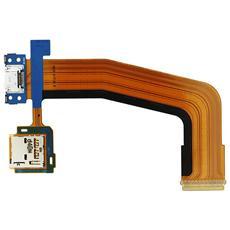 Ricambio Connettore Plug Flex Cable Porta Carica Charging Per Samsung Galaxy Tab S T800