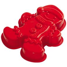Stampo In Silicone Tortiera Gingerbread Pavoni