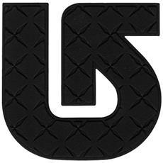 Foam Mat Process Logo Unica Nero