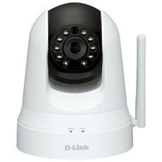 Videocamera Wi-Fi DCS-5020L Day & Night Pan Tilt Cloud Camera RICONDIZIONATO