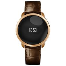 Smartwatch ZeCircle Premium Touchscreen con Bluetooth Wi-Fi Colore Oro