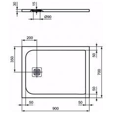 Piatto Doccia Ideal Standard 100x80.Piatti Doccia Ideal Standard In Vendita Su Eprice