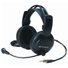 SB40, Stereofonico, Nero, Cablato, 20 - 20000 Hz, Dinamico, Aperto