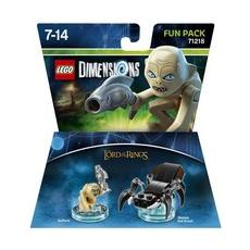 LEGO Dimensions Fun Pack - Lord of the Rings Gollum, LEGO, Multicolore, LEGO Dimensions