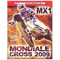 DVD MONDIALE CROSS 2009 MX1 (es. IVA)