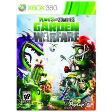 X360 - Plants Vs Zombies Garden Warfare