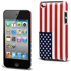 MUCMPBKIPT4G009 Cover Blu, Rosso, Bianco custodia MP3 / MP4