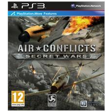 PS3 - Air Conflicts - Secret Wars