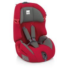Prime Miglia Seggiolino Auto Gr. 1/2/3 Colore: Rosso