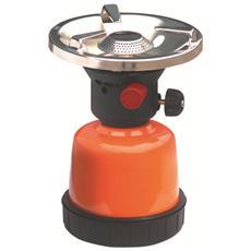 Fornello da Campeggio a Gas con Accensione Piezo