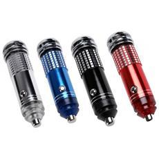 Ionizzatore Purificatore D'aria Deodorante Per Auto - Grigio