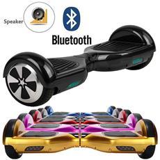 Smart Balance Wheel Speaker Bluethooth Scooter Monopattino Elettrico 2 Ruote Led