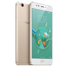 "N2 Oro 64 GB 4G / LTE Dual Sim Display 5.5"" HD Slot Micro SD Fotocamera 13 Mpx Android Europa"