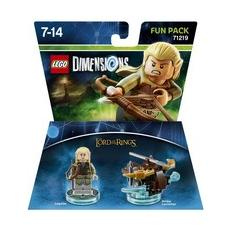 LEGO Dimensions Fun Pack - Lord Of The Rings Legolas, LEGO, Multicolore, LEGO Dimensions
