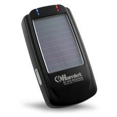 HBTGPSOL Ricevitore GPS Bluetooth con Pannello Solare