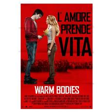 Dvd Warm Bodies - L'amore Prende Vita