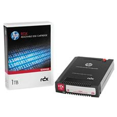 RDX - RDX - 1 TB / 2 TB - per StorageWorks RDX Removable Disk Backup