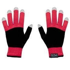 Hi-glove Guanto Uomo Red Lana Conduttivo