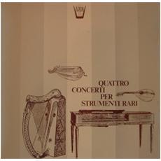 Handel Georg Friedrich / Hasse Johann Adolf - Quattro Concerti Per Strumenti Rari - Concerto In Fa Maggiore Op. 4 N. 6 - Cotte Roger Dir / annie Challa