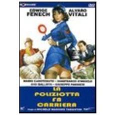 Dvd Poliziotta Fa Carriera (la)