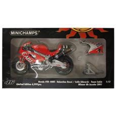 Pm122011446 Honda V. rossi 2001 Winner 8h Suzuka 1:12 Modellino