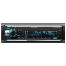 Autoradio KDC-X5100BT 200W Bluetooth colore nero