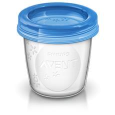 180 ml, 5 pcs, 0 % BPA