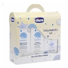 Cofanetto Baby Moments Set Bagno-Shampoo