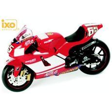 Rab106 Ducati Desmosedici N. 65 Gp '05 1/24 Modellino