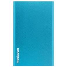 SOS Power Bank 5000 mAh colore blu