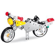 Costruzioni In Metallo Moto Per Bambini 7 Anni