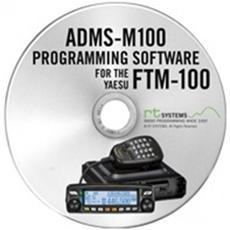 Adms-m100 Solo Software For The Yaesu Ftm-100