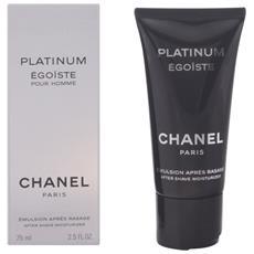 Egoiste Platinum After Shave Tube 75 Ml
