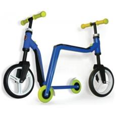 Scoot And Ride Highwayfreak Monopattino Reversibile Blu / giallo