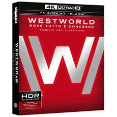 Westworld - Stagione 01 (3 4K Ultra Hd+3 Blu Ray)