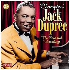 Champion Jack Dupree - The Essential Recordings (2 Cd)