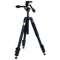 Black Magic HD, 65 cm, 3 kg, Alluminio, Magnesio, Nero