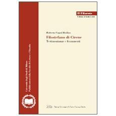 Filostefano di Cirene. Testimonianze e frammenti