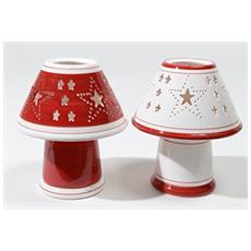 Tea-light Cm. 14x16 A Lampada