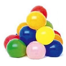 Confezione Da 15 Palloncini In Colori Assortiti Da Modellare