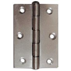 Cerniera per Mobili Mezza Larga Mg Art 840 55X45 mm misura 2 1/4 conf. 24 Pz