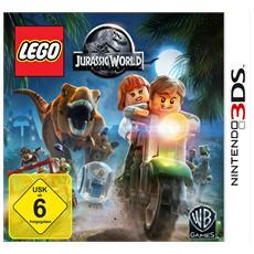 3DS - LEGO Jurassic World
